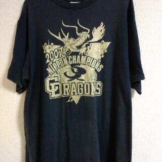 中日ドラゴンズ優勝記念Tシャツ