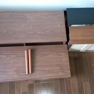 テレビ台(一部破損あり) - 家具