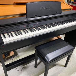 お薦め品‼️カシオ電子ピアノ PX-750BK 2012年