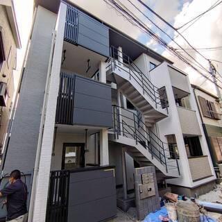 初期費用5万円のみ!フリーレント1ヶ月ついた築浅アパートです☆