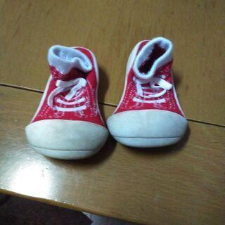 【ネット決済・配送可】ベビーフィート ベビーシューズ 靴下
