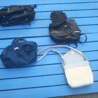 女性用バッグ各種