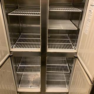 ホシザキ業務用インバーター冷蔵冷凍庫(値段交渉します)