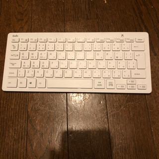 Bluetoothモバイルキーボード