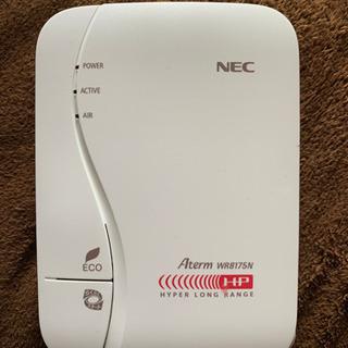 NEC  Wi-Fiルーター  Aterm
