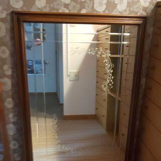 【ネット決済】大型 鏡