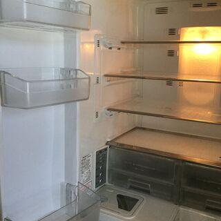 三菱 ノンフロン冷凍冷蔵庫 407L MR-A41NF - 福井市