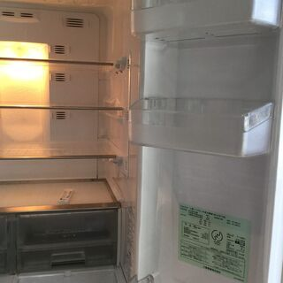 三菱 ノンフロン冷凍冷蔵庫 407L MR-A41NF - 家電