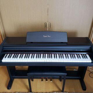 KAWAI電子ピアノお話し中
