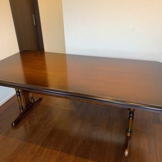 ダイニングテーブル 6人 カリモク