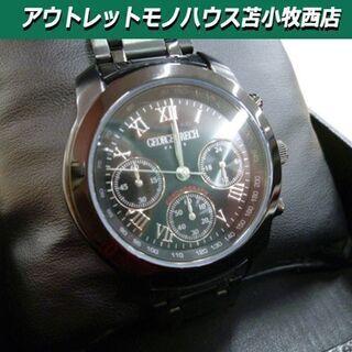 腕時計 ジョルジュレッシュ メンズ GR-5041 ステンレスス...