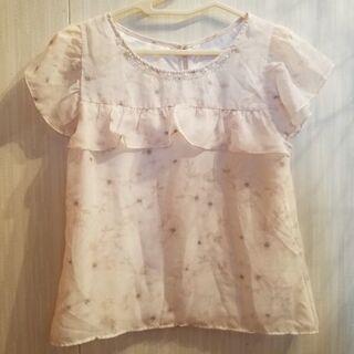 ミッシュマッシュのブラウス レディースシャツ 可愛い系♡美品 Mサイズ