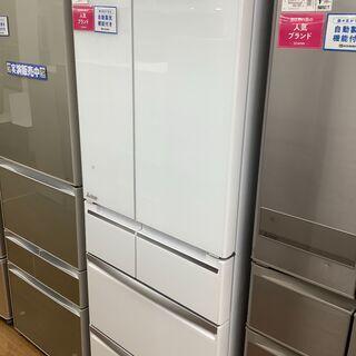 MITSUBISHI 三菱 6ドア冷蔵庫 MR-WX48Z…