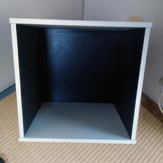 カラーボックスの画像