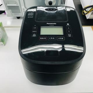 〈〉Panasonic パナソニック 18年式 炊飯器 ブ…