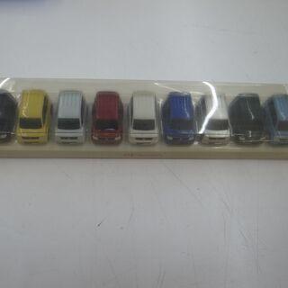 ekワゴン 9色ミニカーセット 【モノ市場東浦店】41