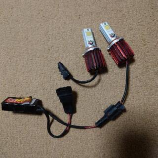 ヴァレンティ HB4 LED  ジャンク