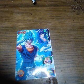 週間少年ジャンプ52号に付いてるベジットカード