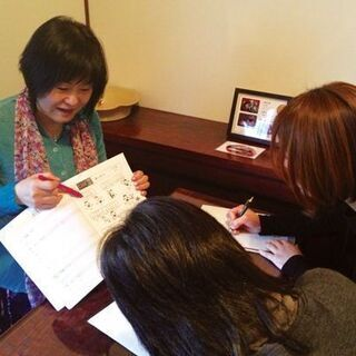 楽しく話せる!!優しい韓国語会話教室!!生徒募集中