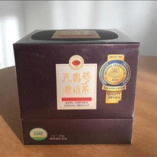 一和 天寿參濃縮茶 高麗人参 300g【正規品】新品 未開封品