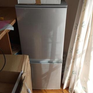 【お話中】2ドア冷蔵庫 シャープ 2015年製