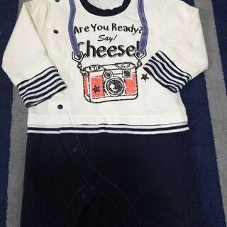 ベビー服(長袖80センチ)