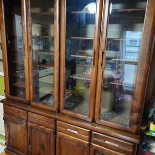 旭川家具 食器棚