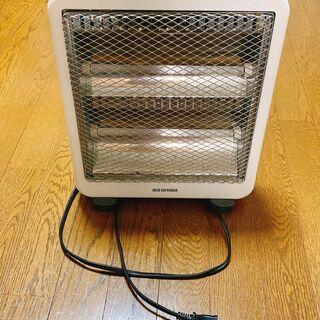 アイリスオーヤマ 電気ストーブ 速暖 転倒時電源OFF 400W...