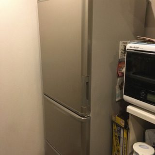 【SHARP】冷蔵庫 SJ-W352C