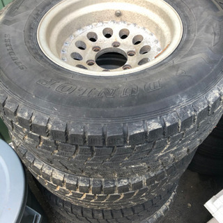 シボレー タホ  タイヤアルミ セット