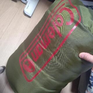 コールマン寝袋ダブルサイズ