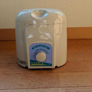レトルト食品を温める家電