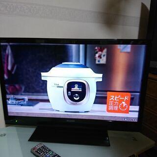 【値段交渉可】シャープ・アクオス 32型液晶テレビ