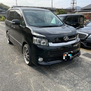 【ネット決済】トヨタ ヴォクシー 車検付き 純正タイヤ新品