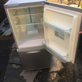 冷蔵庫 パナソニック NR-B142W 2009年製 - 青森市