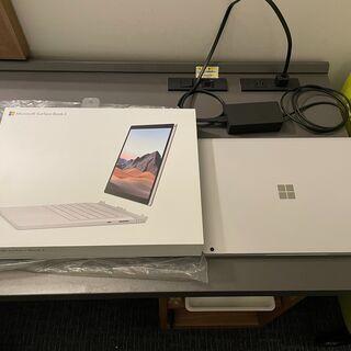【ネット決済・配送可】【大幅値下げ】Surface Book 3...