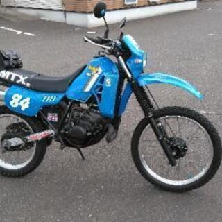 売投稿 MTX125R 1982モデル