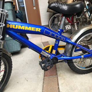 HUMMER低学年用自転車