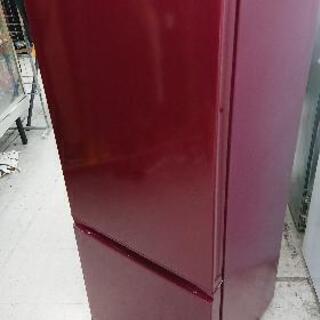 【クリーニング済】アクア 184L 2ドア冷凍冷蔵庫 「AQR-...