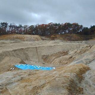 (急募)福島県白河での法面成形ユンボオペ[宿舎有]