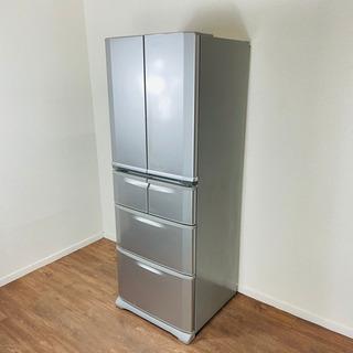 地域限定 サンヨー SANYO 冷蔵庫 401L SR-F…