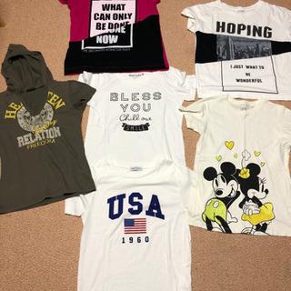Tシャツ各種  6枚 Mサイズ