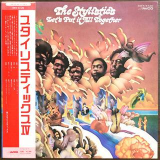 スタイリスティックスⅣ LP レコード