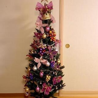 クリスマスツリー150cmイルミネーション付き!
