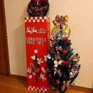 クリスマスツリー&リースセット!