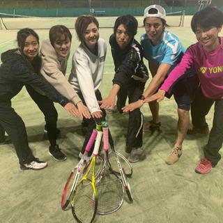 テニスやりたい笑笑 経験者募集‼️🌟