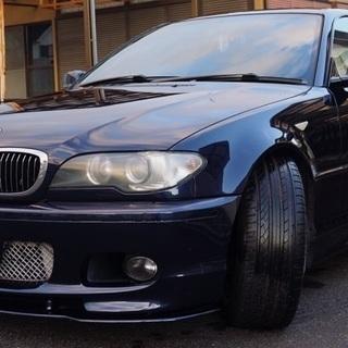 美品!BMW 330ci e46 Mスポーツ 車検1年半有