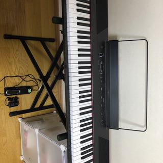 電子ピアノ(付属品付き)★値引き交渉お気軽に★