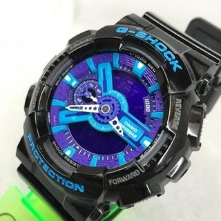 CASIO G-SHOCK ジーショック 白デジアナ腕時計 GA...