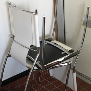 椅子2脚 チェア